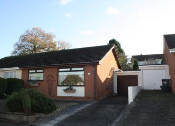 Thumbnail 2 bed semi-detached bungalow for sale in Cotfield Close, Honiton