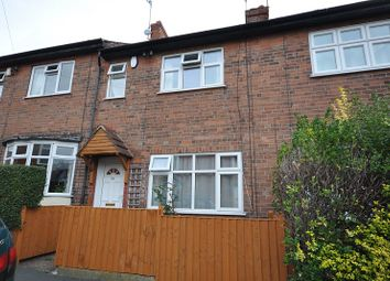 Thumbnail 2 bed terraced house to rent in Crossley Street, Sherwood, Nottingham