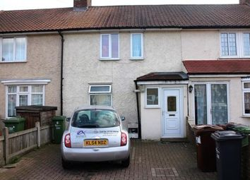 Thumbnail 3 bed terraced house for sale in Westfield Road, Dagenham, London RM9, London,