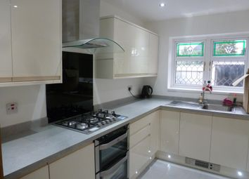 Thumbnail 2 bed bungalow to rent in Coombe Rise, Oadby, Leicester