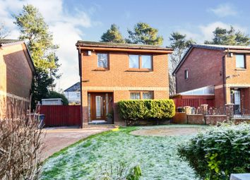 Thumbnail 3 bed detached house for sale in Oakridge Crescent, Paisley