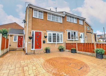 Thumbnail 3 bed semi-detached house for sale in Tulip Tree Close, Beighton, Sheffield