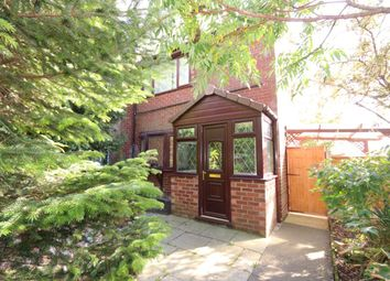 Thumbnail 2 bed terraced house for sale in Manor Road, Denton, Manchester