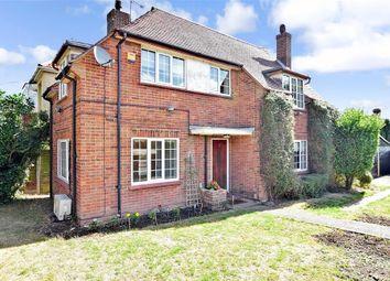 Thumbnail 3 bed detached house for sale in Highfield Road, Rainham, Gillingham, Kent