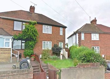 Thumbnail 3 bed semi-detached house to rent in Cuxton Road, Strood, Rochester