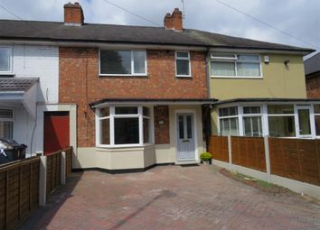 Thumbnail 3 bed terraced house for sale in Kenwood Road, Bordesley Green, Birmingham