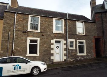 Thumbnail 2 bed flat to rent in 2 Green Terrace, Hawick
