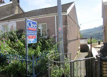 Thumbnail 2 bed end terrace house for sale in Allt Y Grug, Ystalyfera, Swansea.