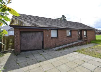 Thumbnail 3 bed detached bungalow for sale in Manse Road, Kilsyth, Glasgow