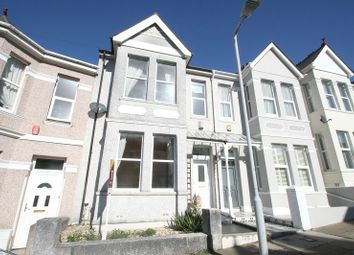 Thumbnail 3 bed terraced house to rent in Holland Road, Peverell, Plymouth