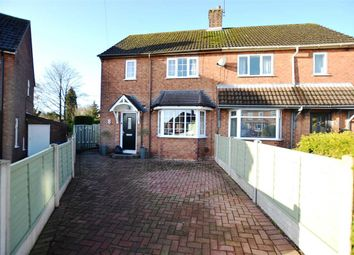 Thumbnail 2 bed semi-detached house for sale in Kendal Place, Clayton, Newcastle-Under-Lyme