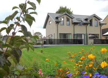 Thumbnail 4 bed detached house for sale in Birchfields, Wavering Lane East, Gillingham, Dorset