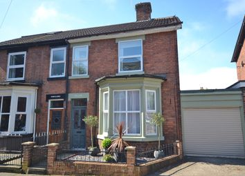 Thumbnail 3 bedroom semi-detached house for sale in James Street, Stoke-On-Trent