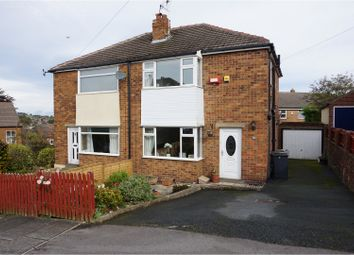 Thumbnail 3 bed semi-detached house for sale in Hillfoot Rise, Pudsey