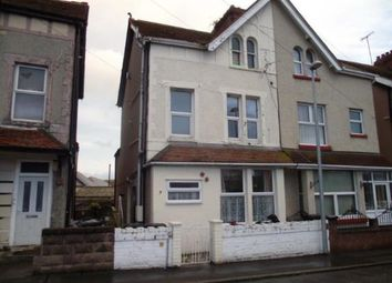 Thumbnail 1 bed flat for sale in Avallon Avenue, Llandudno Junction, Conwy, North Wales