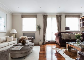 Thumbnail 5 bed flat to rent in Petersham Place, London