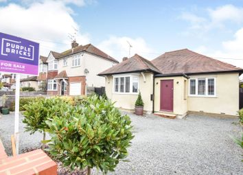 Thumbnail 2 bed bungalow for sale in Highfield Road, Chelmsford