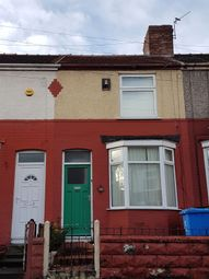 Thumbnail 2 bedroom terraced house to rent in Baden Road, Old Swan, Liverpool 13