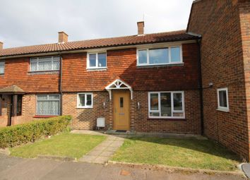 Thumbnail 2 bed terraced house for sale in Wilwood Road, Binfield, Bracknell