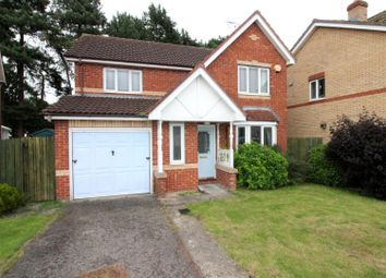 Thumbnail 4 bed detached house for sale in Southfield Close, Driffield
