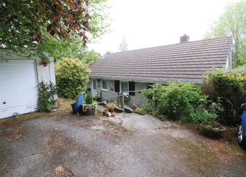 Thumbnail 3 bed detached bungalow for sale in Fore Street, St. Cleer, Liskeard
