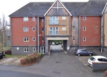 Thumbnail 2 bed flat for sale in Millward Drive, Bletchley, Milton Keynes