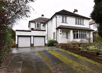 Thumbnail 4 bed detached house for sale in London Road, Warrington, Cheshire