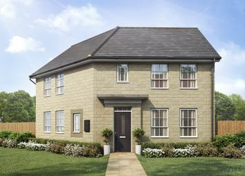 "Thumbnail 3 bedroom detached house for sale in ""Faringdon II"" at Kepple Lane, Garstang, Preston"