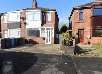 Thumbnail 3 bed property for sale in Welbeck Avenue, Chadderton, Oldham