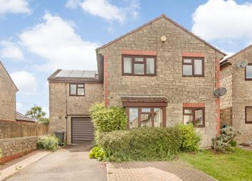 Thumbnail 4 bed detached house for sale in Birgage Road, Hawkesbury Upton Badminton