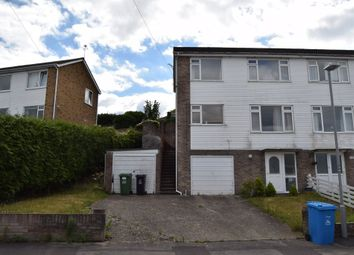 Thumbnail 3 bed town house to rent in Haymoor Road, Parkstone, Poole