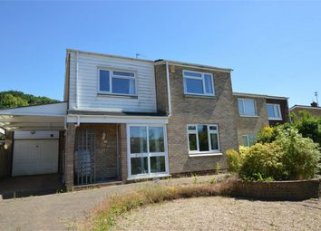 Thumbnail 4 bed detached house for sale in Dryden Road, Taverham, Norfolk