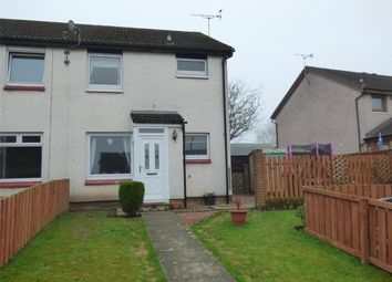 Thumbnail 1 bed semi-detached house for sale in Hazelfield Close, Dumfries, Dumfries And Galloway