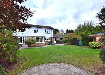 Thumbnail 4 bed detached house for sale in Norris Close, Bishop's Stortford