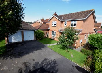 Thumbnail 4 bed detached house for sale in Heron Gardens, Portishead, Bristol