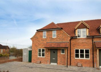 Thumbnail 3 bed end terrace house to rent in Colts Hill, Odiham, Hampshire