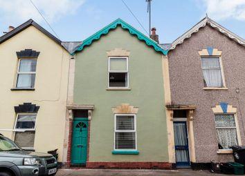 Thumbnail 2 bed terraced house for sale in Brenner Street, Easton, Bristol