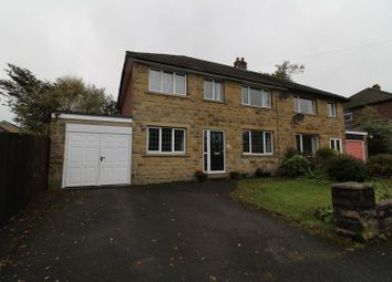 Thumbnail 5 bed semi-detached house for sale in Briar Avenue, Meltham, Holmfirth