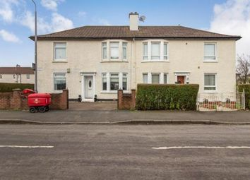 Thumbnail 2 bed flat for sale in Carlibar Avenue, Knightswood, Glasgow