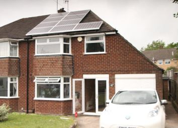 Thumbnail 3 bedroom semi-detached house to rent in Segbourne Road, Rubery, Rednal, Birmingham