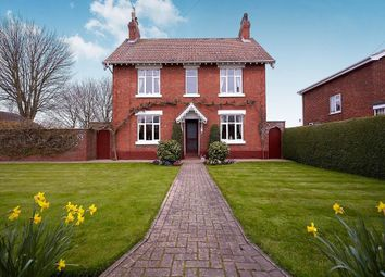 Thumbnail 5 bed detached house for sale in Cadger Row, Back Lane, Burton Pidsea, Hull