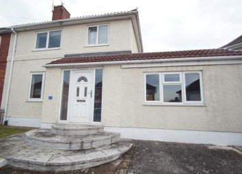 Thumbnail 4 bed semi-detached house to rent in Kendal Road, Horfield