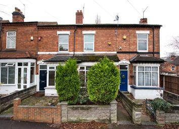 Thumbnail 2 bedroom terraced house for sale in Oliver Road, Erdington, Birmingham