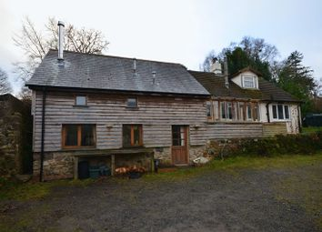 Thumbnail 3 bed detached bungalow to rent in Treverry Annexe, Easton Cross, Chagford
