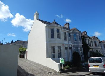 Thumbnail 3 bed town house to rent in Rosslyn Park Road, Peverell, Plymouth