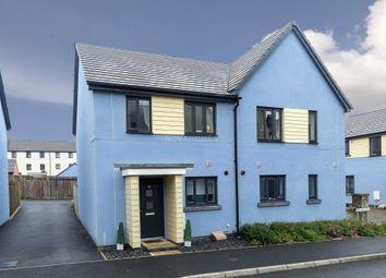 Thumbnail 2 bedroom semi-detached house for sale in Kilmar Street, Plymstock
