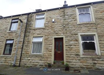 Thumbnail 2 bed terraced house to rent in St. John Street, Bacup