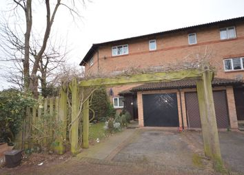 Thumbnail 3 bed terraced house for sale in Templar Drive, North Thamesmead, London