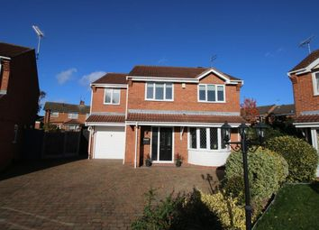 Thumbnail 5 bed detached house for sale in Blenheim Avenue, Lowdham, Nottingham