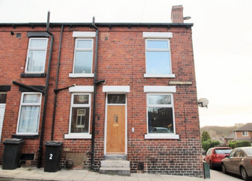 Thumbnail 1 bed terraced house to rent in Woodville Terrace, Horsforth, Leeds